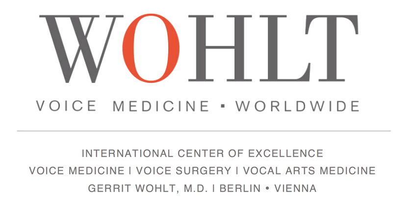 Doctor Gerrit Wohlt – Voice Surgery