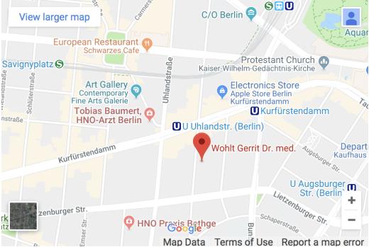 Dr. Wohlt - Fasanenstraße 70, 10719 Berlin